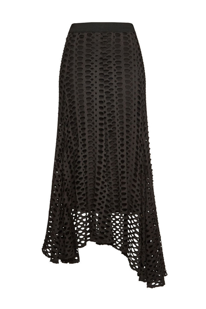 By Malene Birger Asymmetric Midi Skirt