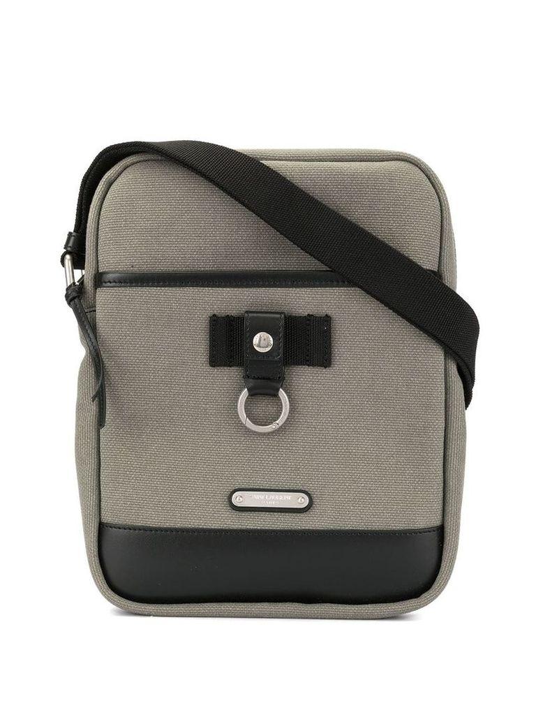 Saint Laurent Rivington shoulder bag - Grey