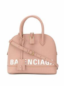 Balenciaga Ville small tote bag - Neutrals