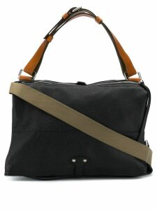 Maison Margiela roll top shoulder bag - Black