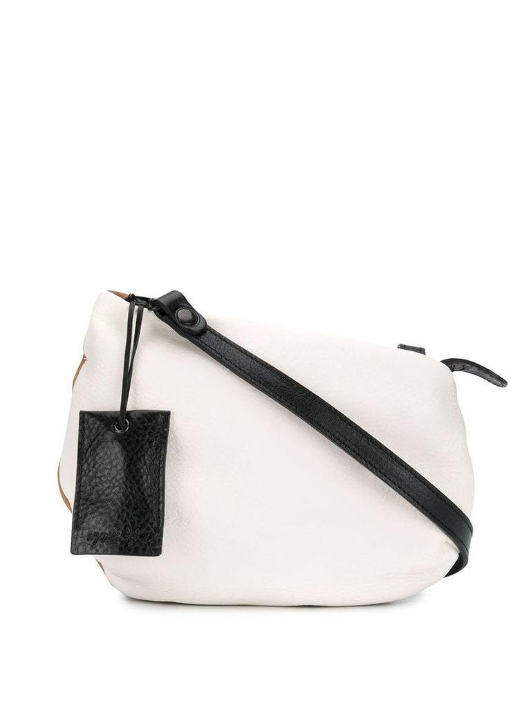 Marsèll two-tone crossbody bag - Brown