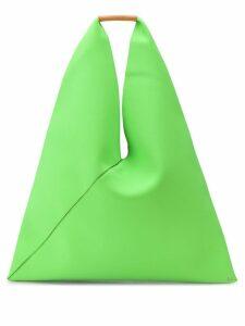 Mm6 Maison Margiela Japanese tote bag - Green