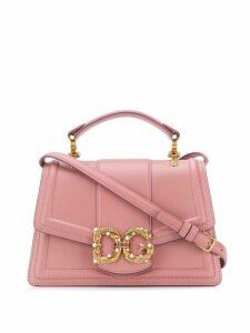 Dolce & Gabbana Amore shoulder bag - Pink