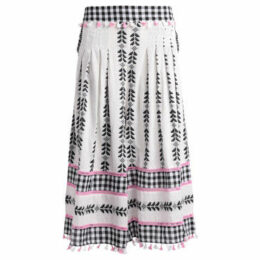 Dodo Bar Or  Haylee multicolor black culottes  women's Skirt in Other