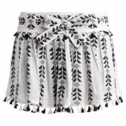 Dodo Bar Or  Ariana black and white skirt  women's Skirt in White