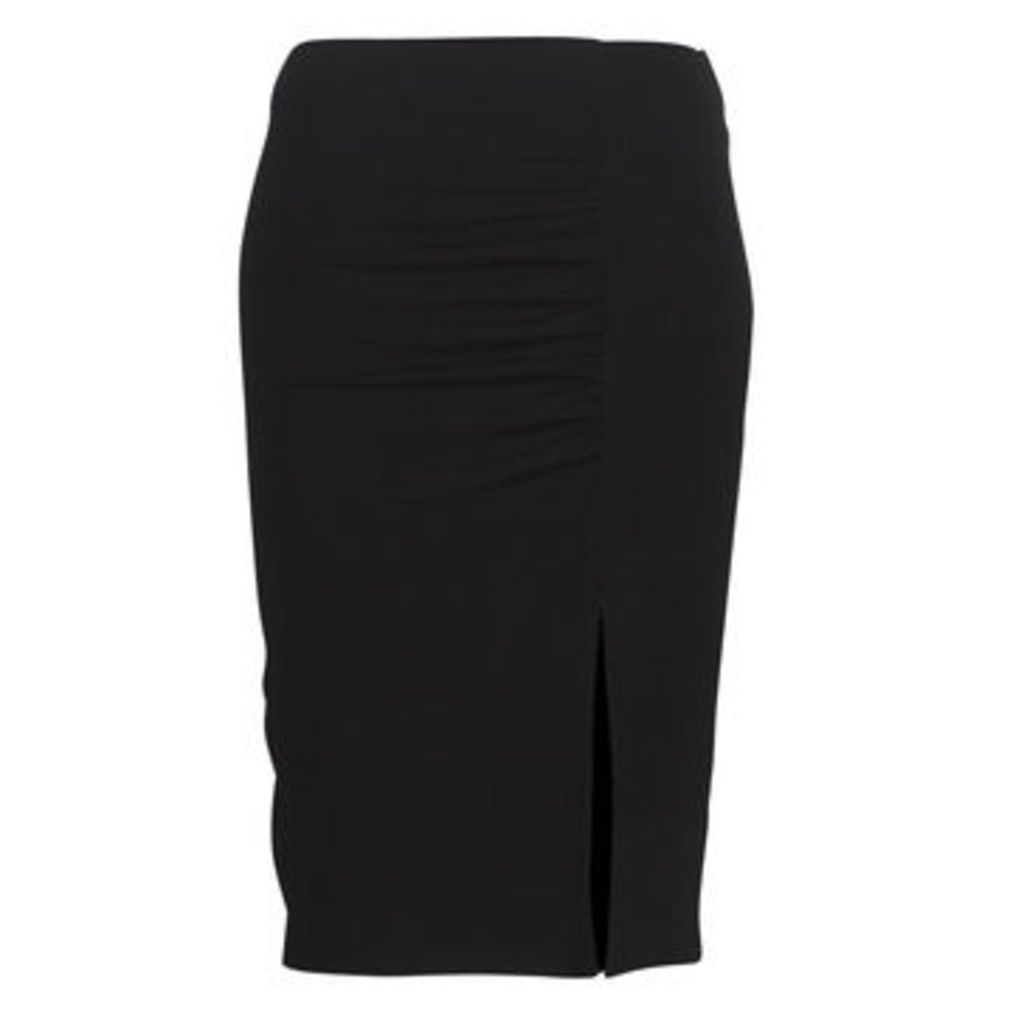 Moony Mood  KOIR  women's Skirt in Black