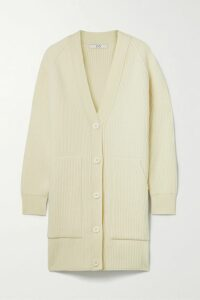 Faithfull The Brand - Marin Polka-dot Crepe Midi Skirt - Pastel yellow