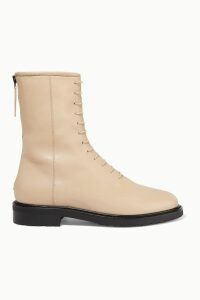 Cult Gaia - Sabine Cutout Printed Linen Maxi Dress - Pastel yellow