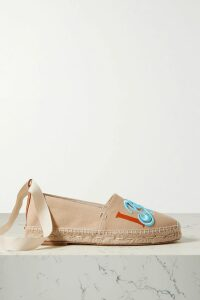 Balenciaga - Pleated Printed Stretch-knit Midi Skirt - Black
