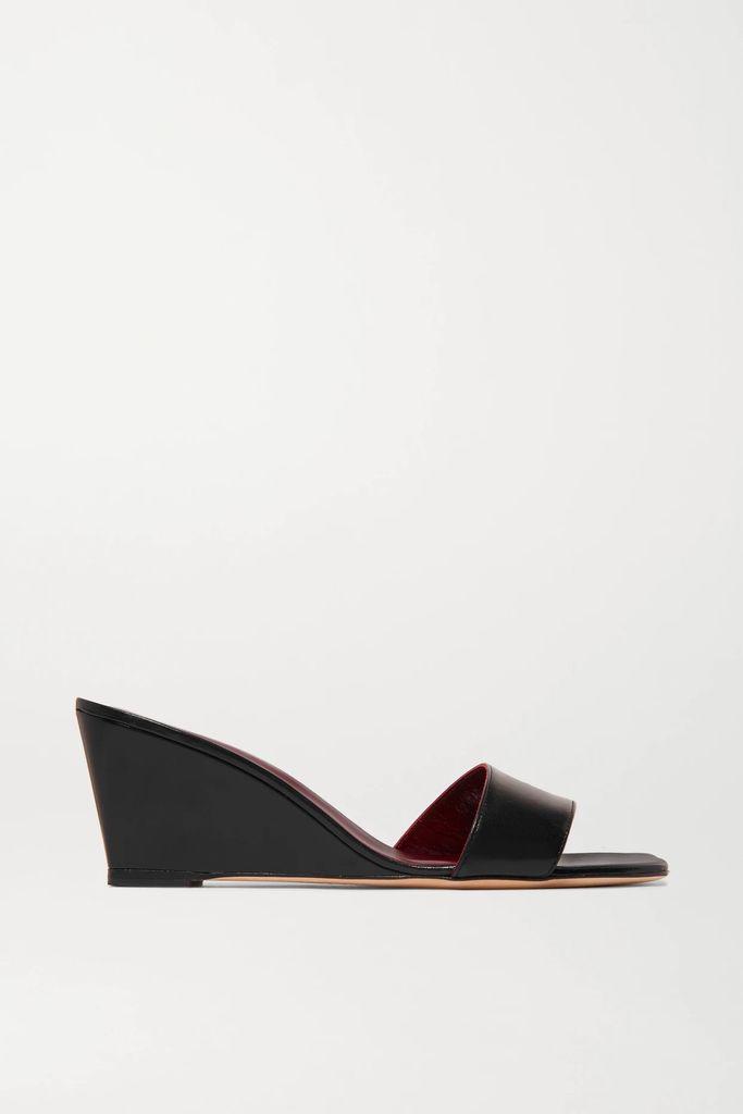 Anna Sui - Wild Jasmine Asymmetric Broderie Anglaise Cotton Skirt - Cream