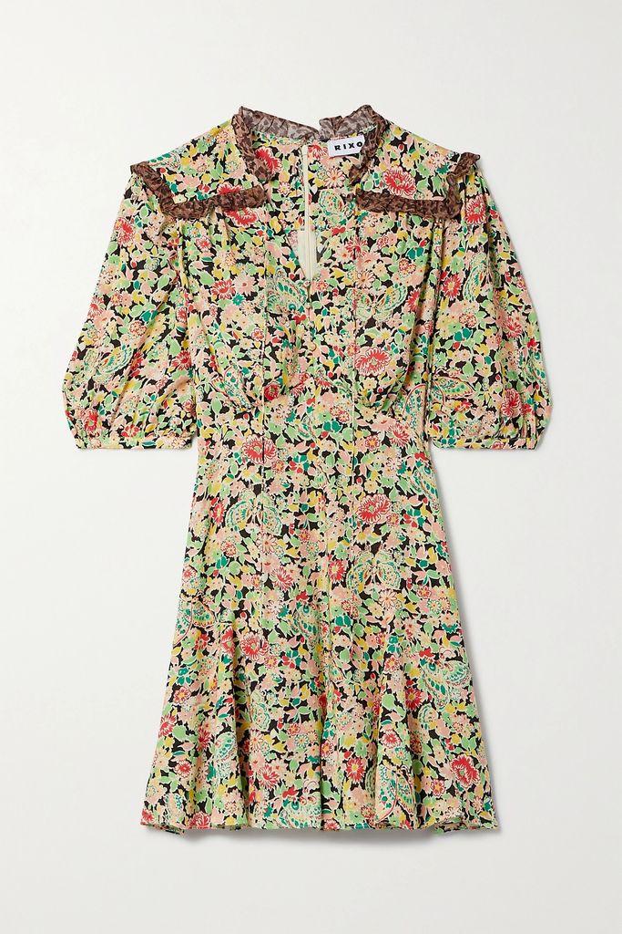 Khaite - Donna Cape-effect Cotton-twill Trench Coat - Beige