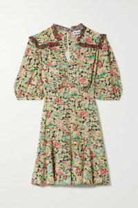 Khaite - Donna Cape-effect Cotton-twill Trench Coat - Beige