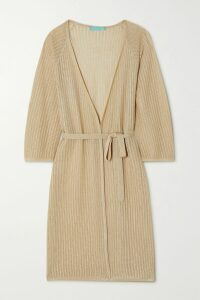Erdem - Violla Asymmetric Bow-embellished Floral-jacquard Gown - Yellow
