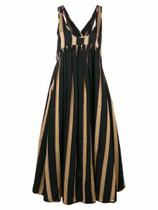 Henrik Vibskov Windy flared dress - Black