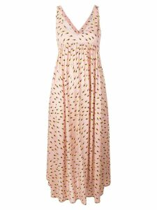 Henrik Vibskov Windy printed dress - Pink