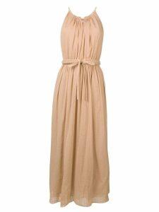 Vanessa Bruno sleeveless maxi dress - Neutrals