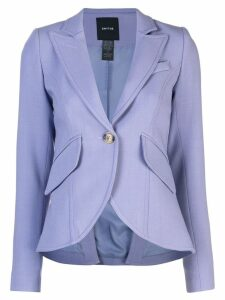 Smythe single-breasted blazer - Purple