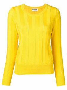 Essentiel Antwerp knitted sweatshirt - Yellow