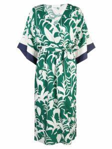 Borgo De Nor kimono style dress - Green