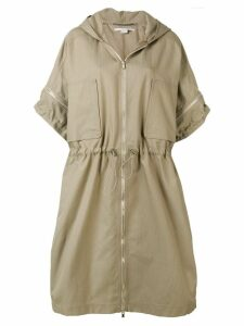 Stella McCartney Blake parka - Neutrals