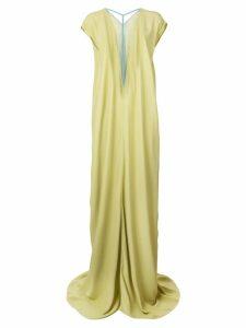 Rick Owens tulle detail dress - Green