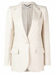 Stella McCartney blazer jacket - NEUTRALS