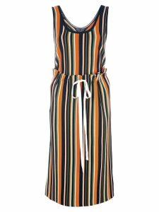 Proenza Schouler striped knit tank dress - Multicolour