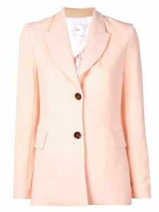 Rosetta Getty slim-fit blazer - Pink