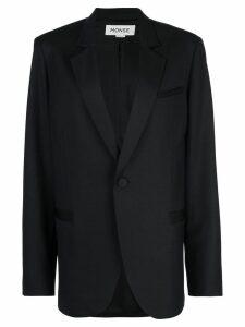 Monse oversized men's blazer - Black