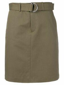Filippa-K Madison skirt - Green
