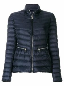 Moncler padded fitted jacket - Blue