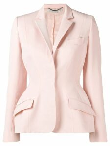 Stella McCartney lampshade blazer - Pink