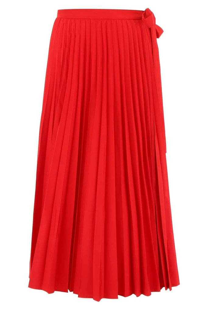Valentino Plissé Skirt