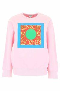 Kenzo Square Logo Sweatshirt