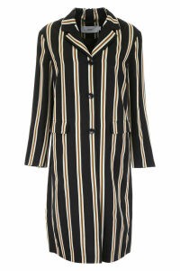 Closed Alfie Striped Coat