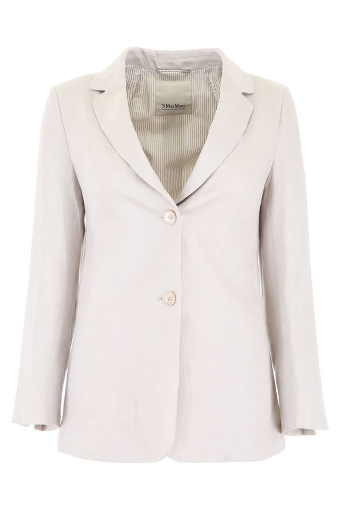 Max Mara Studio Cotton Blazer