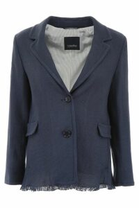 S Max Mara Here is The Cube Deconstructed Blazer