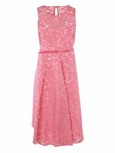 Max Mara Embroidered Dress