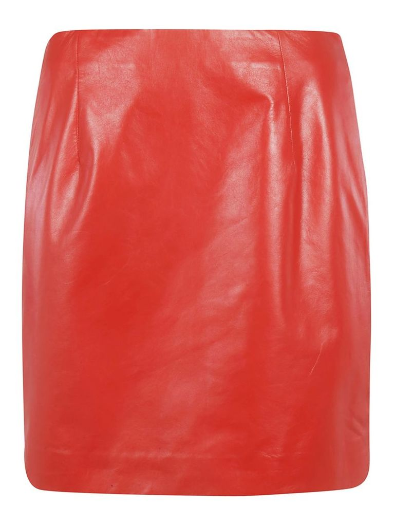 Theory Side Zipped Skirt