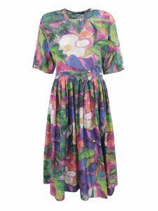 Sofie dHoore Floral Print Dress