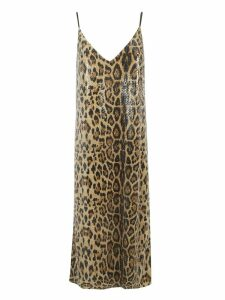 In The Mood For Love Animal Print Dress