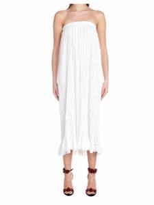 Alaia falbalas Skirt