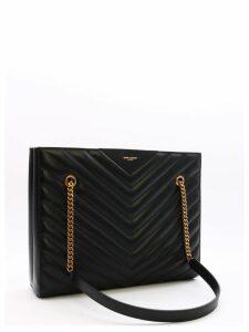 Saint Laurent Shopping Bag Tripeca Medium