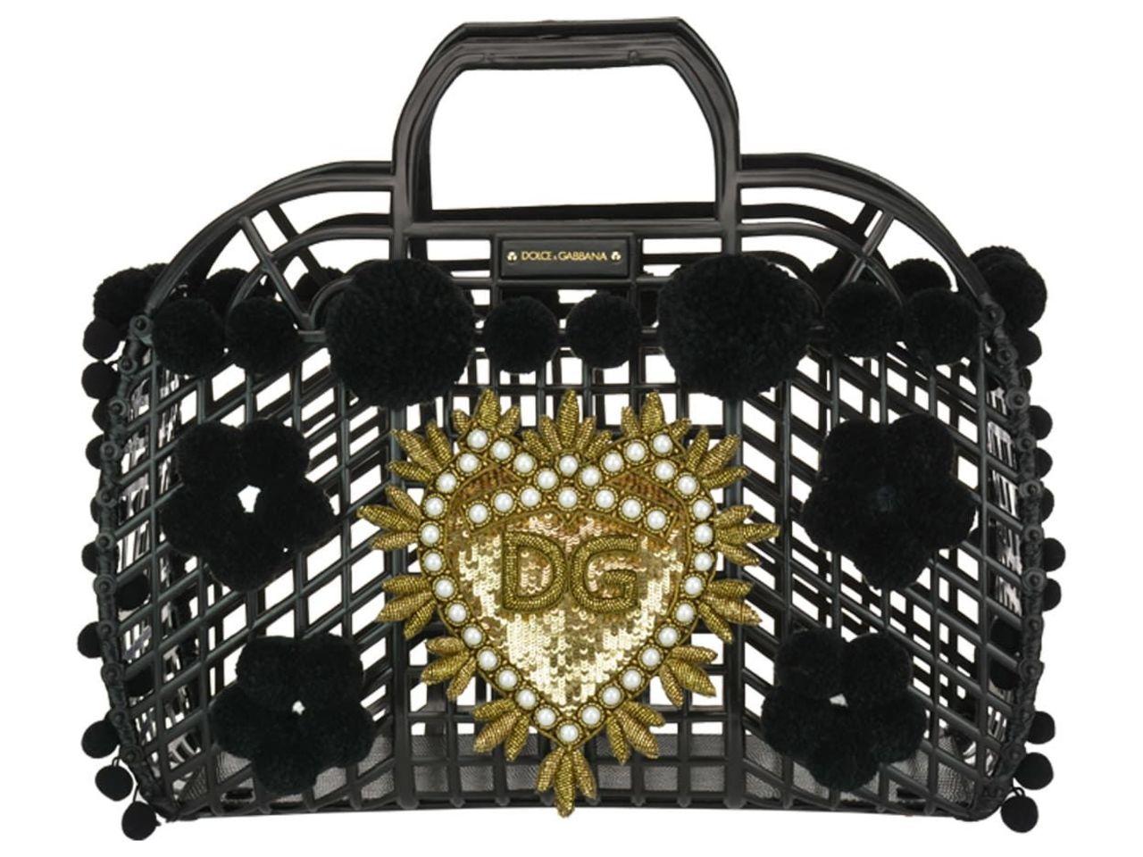 Dolce & Gabbana Kendra Shopping Bag