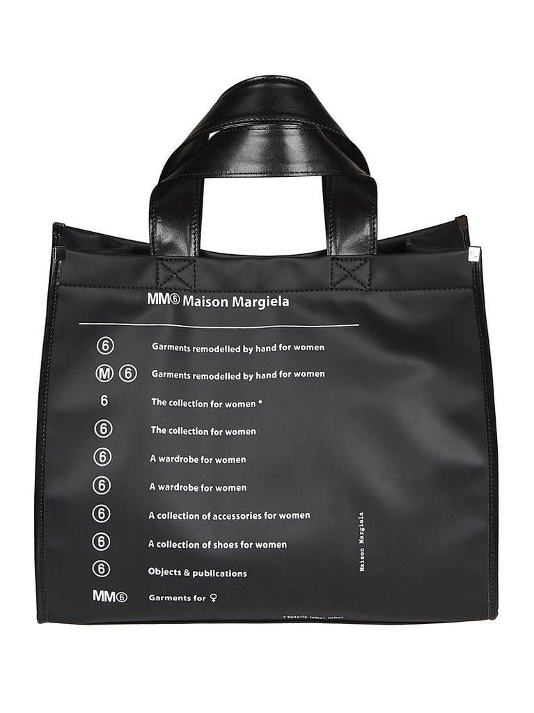 Mm6 Maison Margiela Classic Shopper Bag