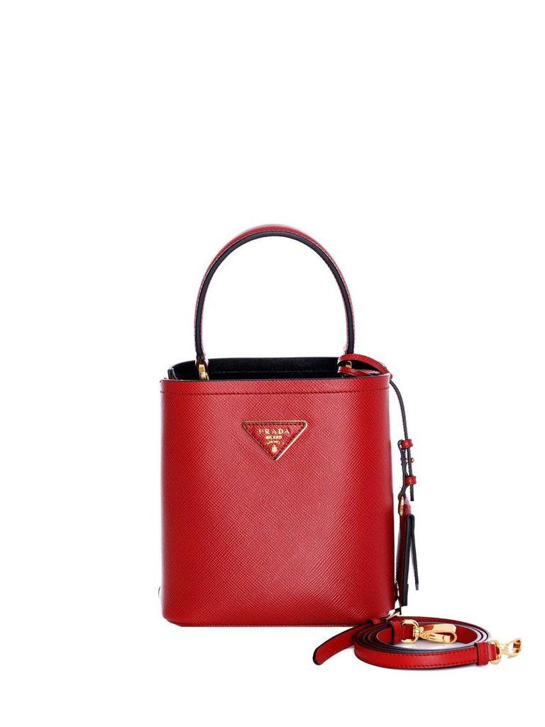 Prada Prada Saffiano Bucket Bag