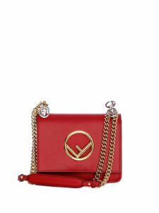 Fendi Fendi F Shoulder Bag