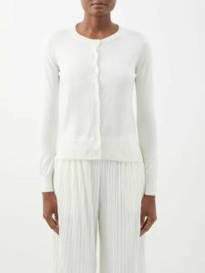 Muzungu Sisters - Poppy Striped Cotton Wrap Dress - Womens - Multi Stripe