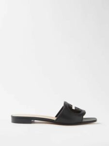 Altuzarra - Eleonora Gingham Print Silk Midi Dress - Womens - Orange Multi
