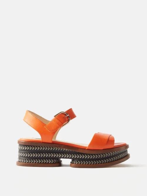 Giuliva Heritage Collection - Josephine Double Breasted Wool Hopsack Dresscoat - Womens - Ivory